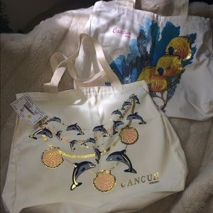 Handbags - Tote bags from Cancun